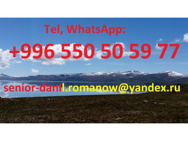 Travel in Kyrgyzstan, tourism, excursions, guide, hiking in mountains, driver - 3/5